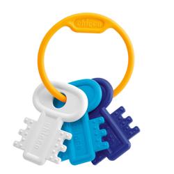 Μασητικά Χρωματιστά Κλειδιά Σιέλ 3-18m Chicco 63216-20