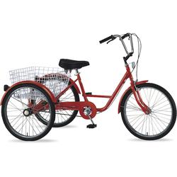 Ποδήλατο Orient Urban Tricycle 24'' 5sp. 100001