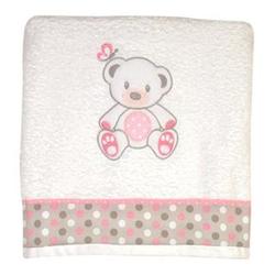 Πετσέτα Σώματος Sweet Dots Baby Star 1372