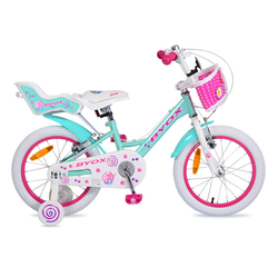 """Ποδήλατο Cupcake Παιδικό 16"""" Byox"""