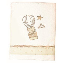 Πετσέτα Σώματος Αερόστατο Baby Star 1381