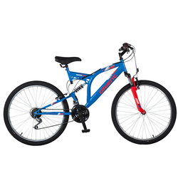 Ποδήλατο Orient Comfort Suspension 26'' 18sp. Blue 151149