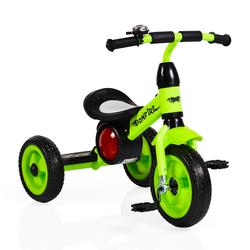 Τρίκυκλο Ποδηλατάκι Bonfire Green Byox 3800146241902