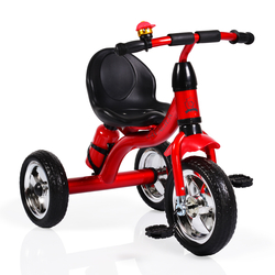 Τρίκυκλο Ποδηλατάκι Cavalier Red Byox 3800146241933