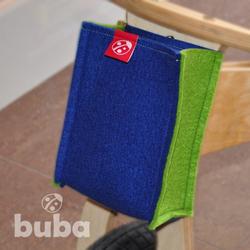 Τσάντα για Ποδηλατάκι Ισορροπίας Explorer Blue Buba