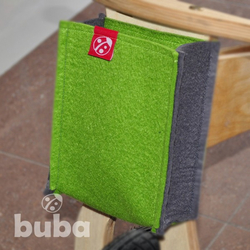 Τσάντα για Ποδηλατάκι Ισορροπίας Explorer Green Buba