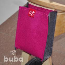 Τσάντα για Ποδηλατάκι Ισορροπίας Explorer Pink Buba