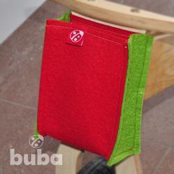 Τσάντα για Ποδηλατάκι Ισορροπίας Explorer Red Buba