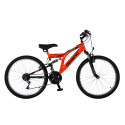 Ποδήλατο Orient Comfort Suspension 24'' 18sp. Red 151148