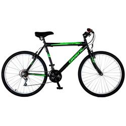 Ποδήλατο Orient MTB Comfort 24'' Man 18sp. Black&Green 151313