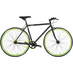 Ποδήλατο Orient Urban Fix Black&Green 151393