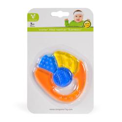 Μασητικό οδοντοφυΐας με νερό Rainbow T1187 Orange Cangaroo 3800146261900