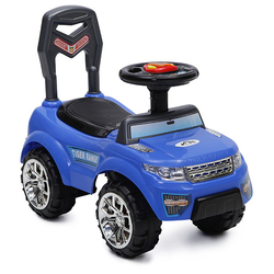 Αυτοκινητάκι-Περπατούρα Tiger Range Blue Cangaroo 3800146240707