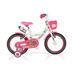 Ποδήλατο 1681 Παιδικό 16'' Pink Byox 3800146200961