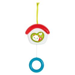 Μουσικό Παιχνίδι Κούνιας με Προβολέα Γλυκό Σπιτάκι 0m+ Chicco 07050-00