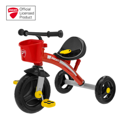 Τρίκυκλο Ποδηλατάκι U-Go Trike Ducati 18m-5 ετών Chicco 07412-07