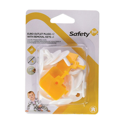 Ασφάλεια Πρίζας με Κλειδάκι (12 τεμάχια) Safety 1st 32020-05