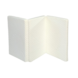 Στρώμα Πάρκου Έκτωρ Foam με Κάλυμμα Αντιβακτηριδιακό Ελαστικό έως 60x120cm Grecostrom VPA.EKT.ANT.000