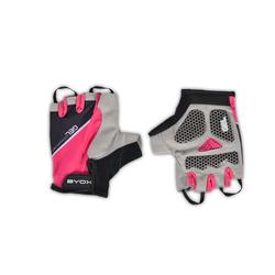 Γάντια Ποδηλασίας AU201 S Pink Byox 3800146226688