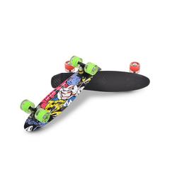 Τροχοσανίδα Skateboard 22'' Graffiti LED Byox 3800146226145