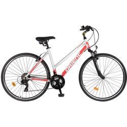 Ποδήλατο Orient Cross Avenue 28'' Lady 21sp. Silver&Red 151307