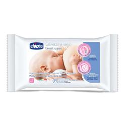 Μαντηλάκια Καθαρισμού Στήθους Chicco 09166-00 (72 τμχ.)