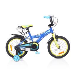 """Παιδικό Ποδήλατο 16"""" Devil Blue Byox 3800146201708"""
