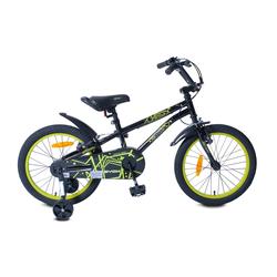 Παιδικό Ποδήλατο 18'' Pixy Black Byox 3800146201913