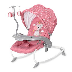 Ρηλάξ Dream Time Rose Velvet Unicorn Lorelli 10110062151